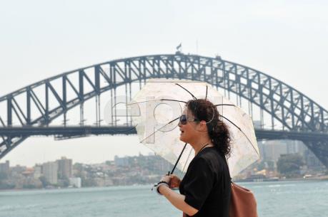 Ngành du lịch giúp GDP của Australia tăng trưởng mạnh