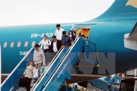 Vietnam Airlines khuyến mại tới 30% vé bay châu Âu