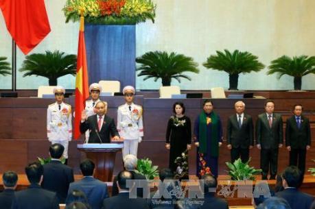 Tiểu sử tóm tắt của Thủ tướng Chính phủ Nguyễn Xuân Phúc