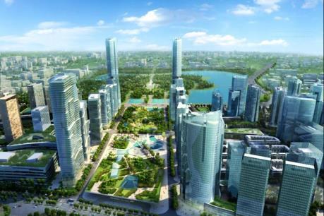 Mitsubishi đầu tư dự án bất động sản quy mô lớn ở Việt Nam