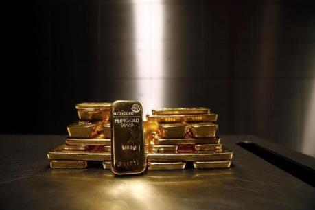 Giá vàng châu Á ngày 27/7: Chờ đợi cuộc họp chính sách của Fed, giá vàng giảm nhẹ
