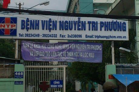 Tp. Hồ Chí Minh: Nhiều sai phạm tại Bệnh viện Nguyễn Tri Phương trong mua sắm thuốc