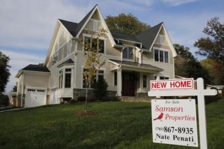 """Thị trường nhà ở làm """"sáng"""" bức tranh kinh tế Mỹ"""
