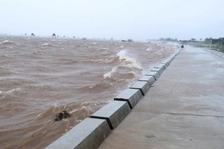 Ứng phó với bão số 1: Thái Bình khẩn trương thực hiện công tác phòng chống cơn bão