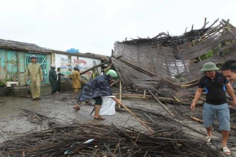 Công điện của Thủ tướng về chủ động ứng phó với cơn bão số 1