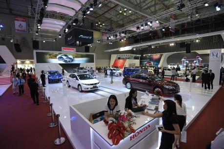 Sắp diễn ra Triển lãm ô tô Việt Nam 2016