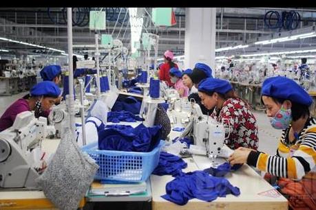 Gần 4.000 công nhân Công ty Crystal Martin (Việt Nam) đi làm trở lại sau đình công