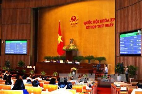 Quốc hội thảo luận quyết toán ngân sách nhà nước năm 2014