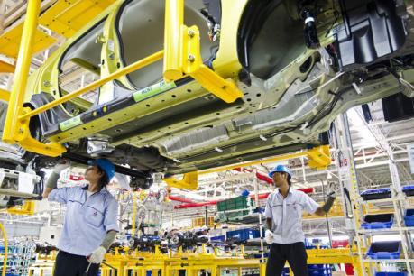 Xuất khẩu của Thái Lan giảm nhẹ trong tháng 6/2016