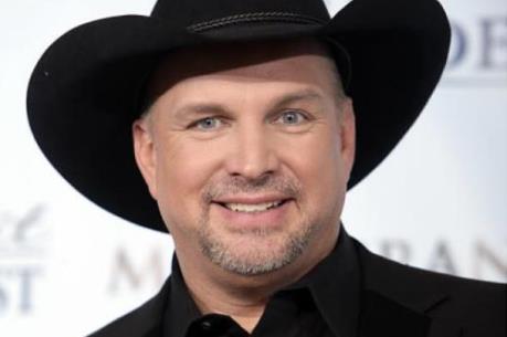 Garth Brooks - ngôi sao nhạc đồng quê kiếm nhiều tiền nhất năm 2016