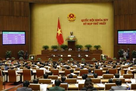 Kỳ họp thứ 2, Quốc hội khóa XIV: Thông qua Nghị quyết về thí điểm cấp thị thực điện tử
