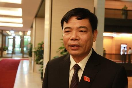 Bộ trưởng Nguyễn Xuân Cường chia sẻ về tái cơ cấu ngành nông nghiệp