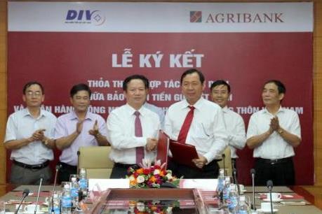 Agribank và DIV ký kết thỏa thuận hợp tác toàn diện