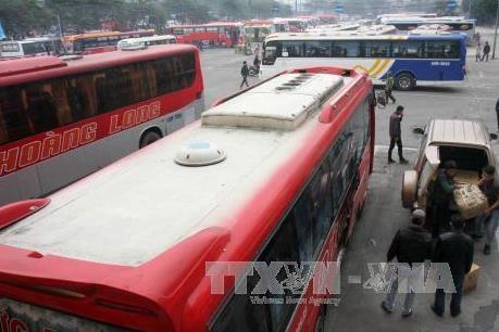 Hà Nội đề xuất kéo dài tuyến buýt nội đô tới bến xe Nước Ngầm