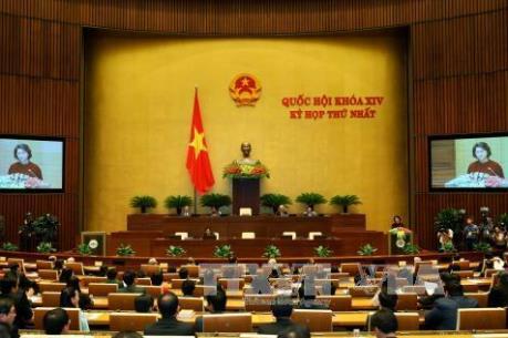 Bế mạc Kỳ họp thứ nhất Quốc hội khóa XIV