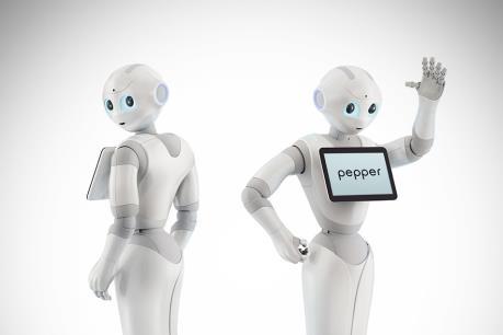 Robot Pepper của SoftBank sẽ ra mắt tại Đài Loan (Trung Quốc) cuối năm 2016