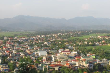 Công bố quy hoạch chung thị xã Đông Triều (Quảng Ninh)
