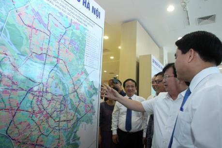 Hà Nội công bố quy hoạch giao thông vận tải