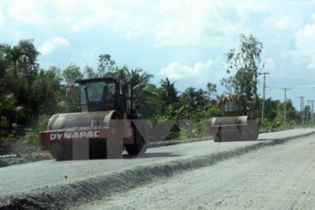 Một số dự án đường Hồ Chí Minh bị chậm tiến độ vì vướng mắc trong khâu GPMB