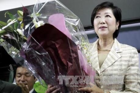 Nhật Bản: Thủ đô Tokyo có nữ thị trưởng đầu tiên