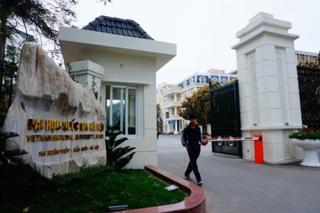 Đẩy nhanh giải phóng mặt bằng xây dựng Đại học Quốc gia Hà Nội