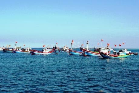 Cảnh sát biển Thái Lan bắt giữ 4 tàu cá Việt Nam