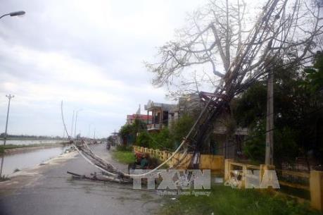 Trong tháng 8 có 1-2 cơn bão và áp thấp nhiệt đới ảnh hưởng đến đất liền