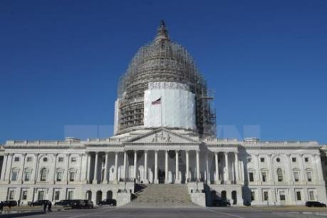 Công dân Mỹ thú nhận âm mưu tấn công trụ sở Quốc hội