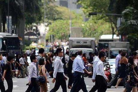 Singapore bắt giữ 44 người liên quan đến lao động bất hợp pháp