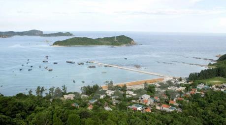 Khách du lịch nước ngoài ra đảo Cô Tô không cần giấy phép ra vùng biên