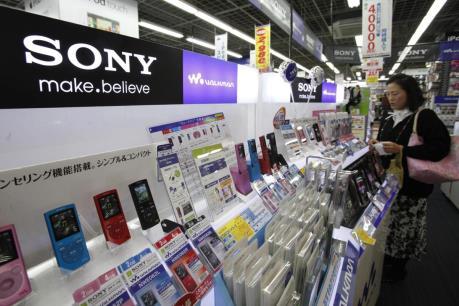 Sony hạ dự báo doanh thu tài khóa 2016