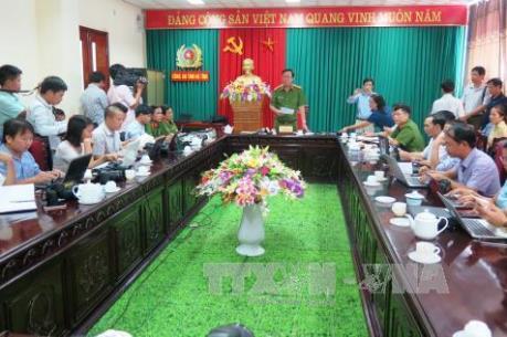 Vụ chôn lấp chất thải nguy hại của Formosa ở Hà Tĩnh: Khởi tố vụ án hình sự