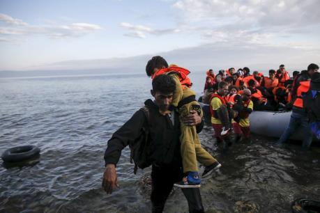 Hơn 4.000 người thiệt mạng trên đường di cư trong 7 tháng