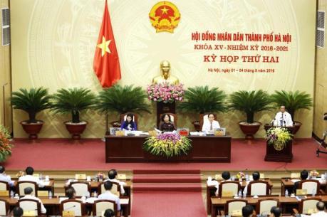 """Kỳ họp HĐND Hà Nội: Nhiều câu hỏi """"xoáy sâu"""" vào vấn đề nước sạch"""