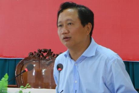 Kiểm điểm các cá nhân liên quan trong việc tiếp nhận ông Trịnh Xuân Thanh