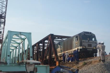 Sửa chữa các cầu yếu trên tuyến đường sắt Hà Nội - TPHCM