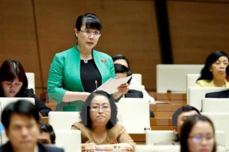 Bãi nhiệm đại biểu HĐND thành phố Hà Nội đối với Nguyễn Thị Nguyệt Hường