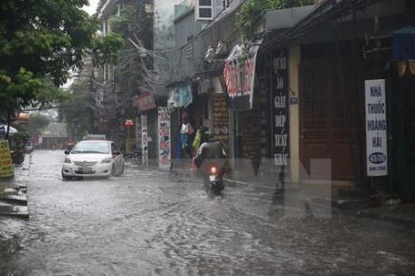 Dự báo thời tiết 4/8: Bắc Bộ vẫn có mưa trên diện rộng