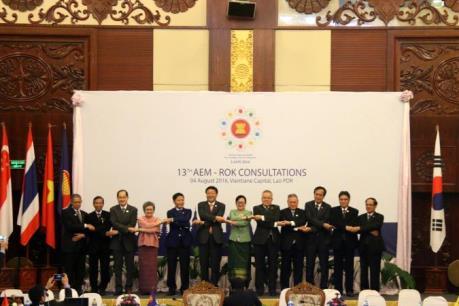 ASEAN và Hàn Quốc sẽ đạt mục tiêu thương mại 200 tỷ USD vào năm 2020
