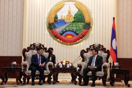 Thủ tướng Lào khuyến khích doanh nghiệp Việt Nam đầu tư sang Lào