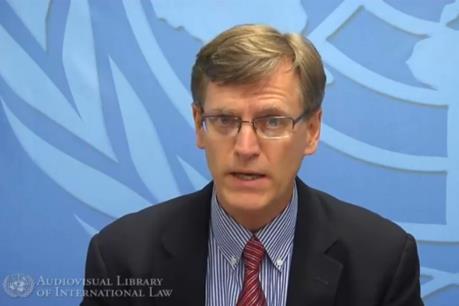 Chuyên gia luật LHQ đánh giá cao phán quyết của Tòa Trọng tài về vấn đề Biển Đông