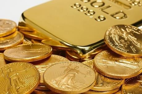 Giá vàng thế giới đi lên sau quyết định hạ lãi suất của BOE
