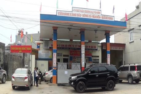 Quảng Ninh yêu cầu di dời cây xăng gây ô nhiễm