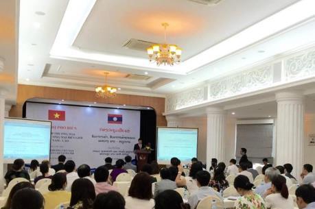 Doanh nghiệp Việt Nam- Lào được tiếp cận với mức ưu đãi thuế quan đặc biệt