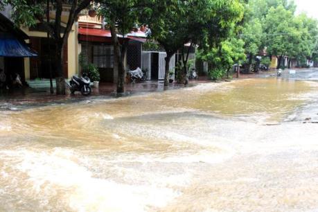 Nhiều tuyến đường ở Hà Giang tiếp tục sạt lở gây ách tắc giao thông
