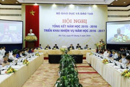 Thủ tướng Nguyễn Xuân Phúc: Chất lượng đào tạo sau đại học rất đáng lo ngại