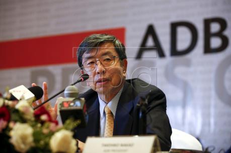 Ông Takehiko Nakao tái đắc cử chức Chủ tịch ADB