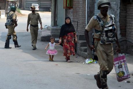 Ấn Độ: Xả súng tại một khu chợ làm gần 30 người thương vong