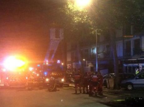 Hỏa hoạn nghiêm trọng tại quán bar ở Pháp