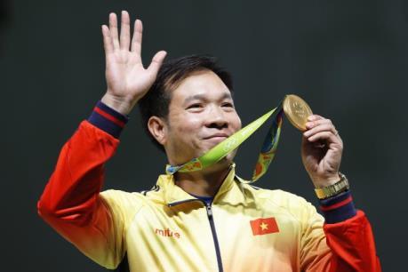Hoàng Xuân Vinh và hành trình 17 năm trở thành huyền thoại